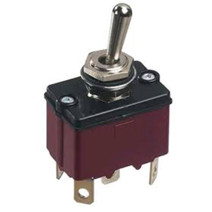 APEM 3600NF Series Toggle Switch