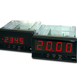 Ditel Junior or Junior20-P Series Digital Panel Meter