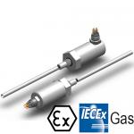 Positek X120 IP68 Submersible In-Cylinder Sensor 350bar