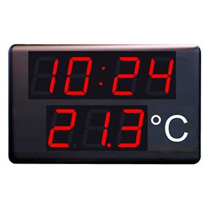 Ditel DC22SRT clock Thermometer