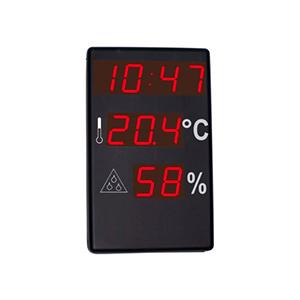 DITEL DC41SRTH Thermometer Clock Hygrometer
