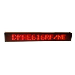 DITEL DMAE616 Alphanumeric Display 1 Line
