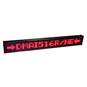 DITEL DMAI516 Alphanumeric Display 1 Line