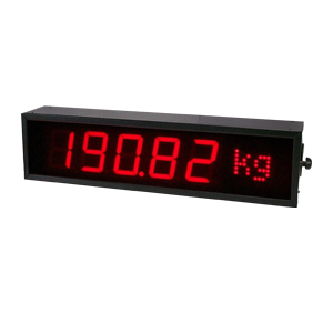 DITEL DN119/NN Large Format Repeater PROFINET 100mm