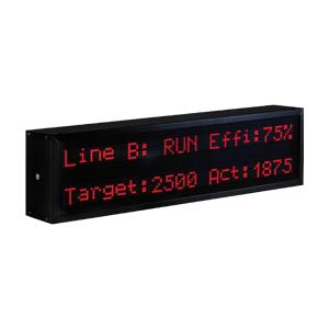 Ditel DT105/NN Alphanumeric Display 50mm profinet