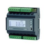 Lumel NR30BAC rail-mounted power network meter with BACnet