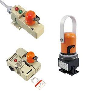 IDEC Door Interlock Plugs